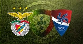 Benfica x Gil Vicente - Primeira Liga (Direto)