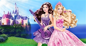Barbie E A Princesa Popstar