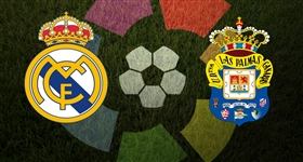 Real Madrid x Las Palmas - Liga Espanhola (Direto)