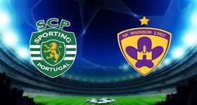 Sporting x Maribor - Liga dos Campeões (Direto)