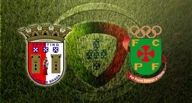 SP. Braga x P. Ferreira - Primeira Liga (Direto)