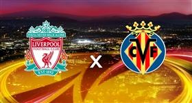 Liverpool x Villarreal - Liga Europa (Direto)