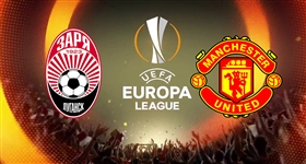 Zorya Luhansk x Man. United - Liga Europa (Direto)