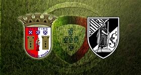 SP. Braga x V. Guimarães - Primeira Liga (Direto)