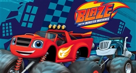 Blaze E As Monster Machines T1 - Ep. 6