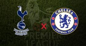 Tottenham x Chelsea - Premier League (Direto)