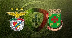 Benfica x P. Ferreira - Primeira Liga (Direto)