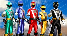 Power Rangers RPM T1