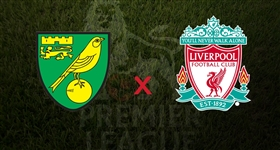 Norwich City x Liverpool - Premier League (Direto)