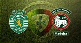 Sporting x Marítimo - Primeira Liga (Direto)