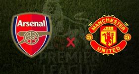 Arsenal x Man. United - Premier League (Direto)